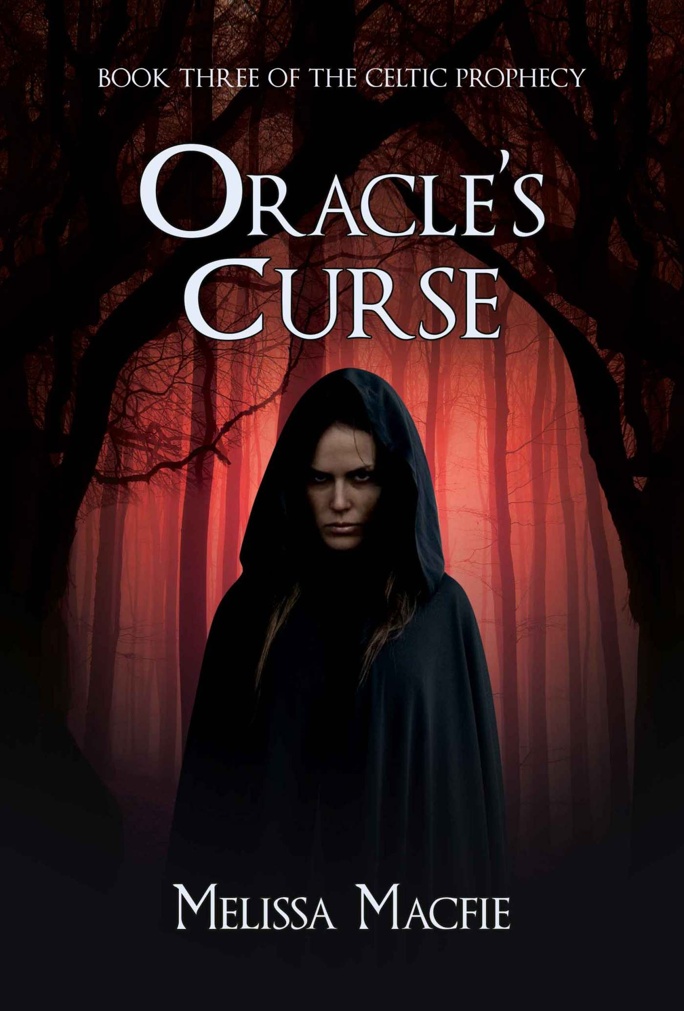 oracles curse book cover