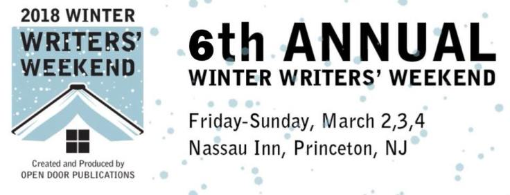 Winter Writers Weekend